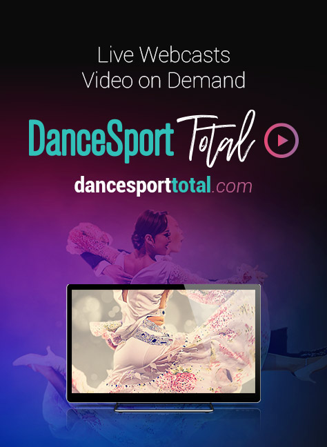 Watch WDSF competitions on DanceSportTotal